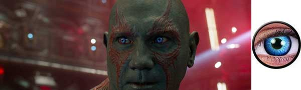 drax the destroyer eyes cosplay guardians of the galaxy