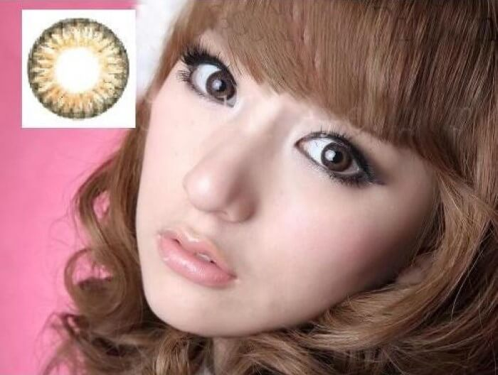 Geo Berry Holic Honey Brown CM-954