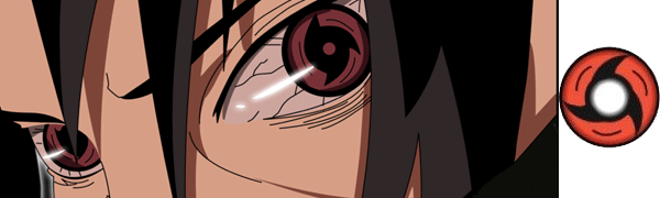 Recommended Naruto Sharingan Anime Contact Lenses | LensVillage