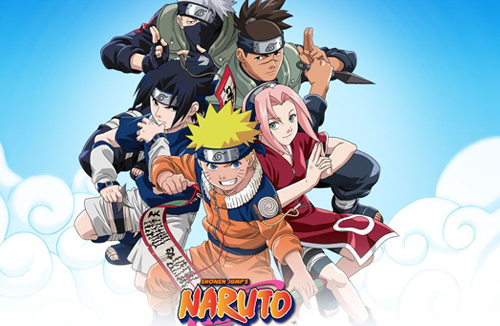 what is naruto? what are naruto characters?