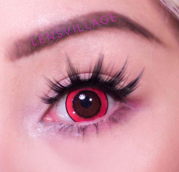 close up photo ifairy moonlite red