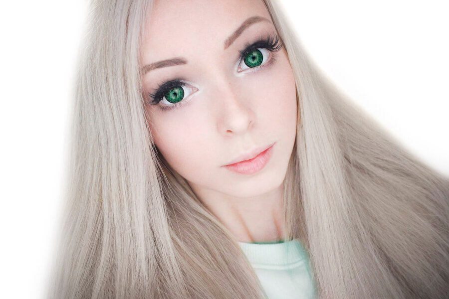 Dollyeye Super Doll Green