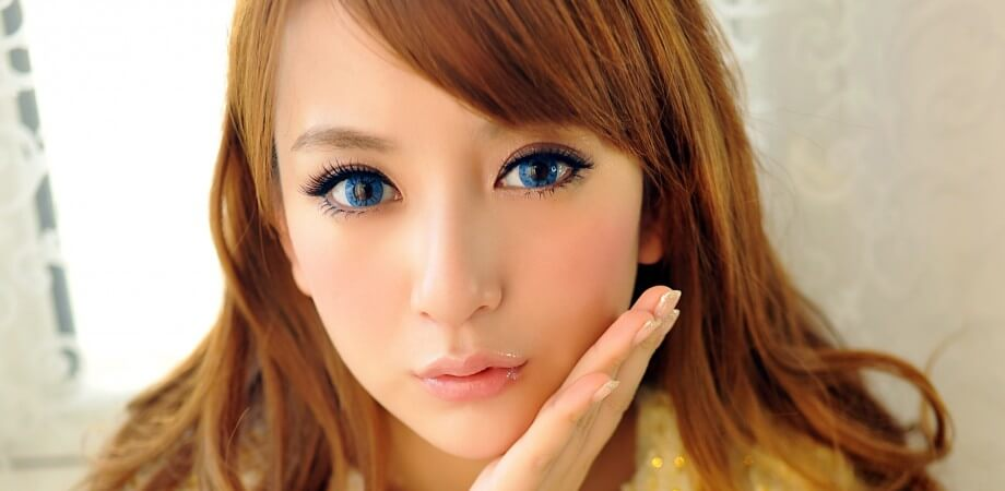 Dolly Eye Starry Eye Blue Lens