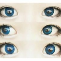 ICK Lory Blue Lens