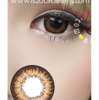 ICK Lory Brown lens