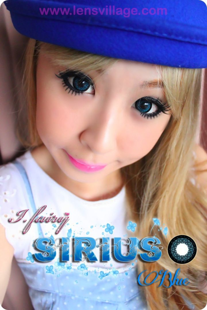 i.Fairy Sirius Blue