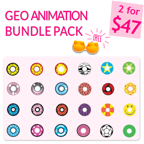 Geo Animation Bundle Pack - 2 for $47