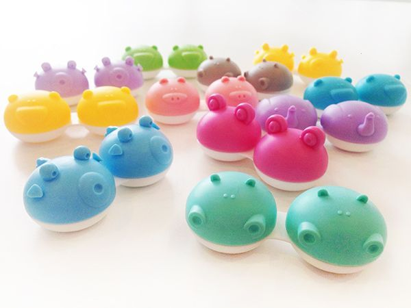 Cutie Animal Lens Case
