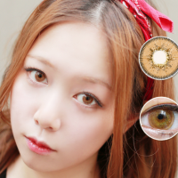 I.Fairy Hydro Brown Lens