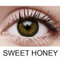 ColourVue Big Eyes Sweet Honey