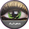 ColourVue Crazy Autumn Lens - Cosplay Contact Lenses - Cosplay Contacts