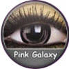 ColourVue Crazy Pink Galaxy Lens