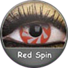 ColourVue Crazy Red Spin Lens