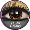 ColourVue Crazy Yellow Galaxy Lens