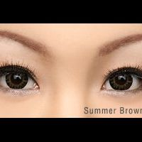 Blincon Jazzy Summer Brown Lens