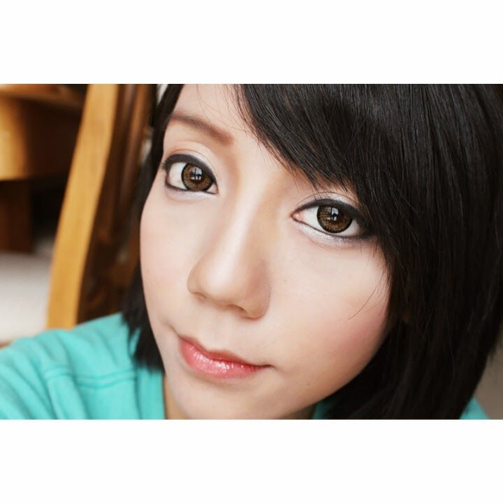 Geo XCH624  Super Nudy Brown Lens 14.5mm