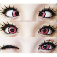 Twilight Pink Color Lenses