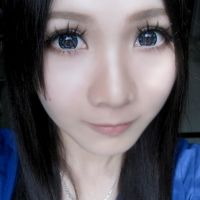 Diamond Blue Lens