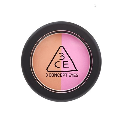 3CE DUO COLOR FACE BLUSH MISS FLOWER