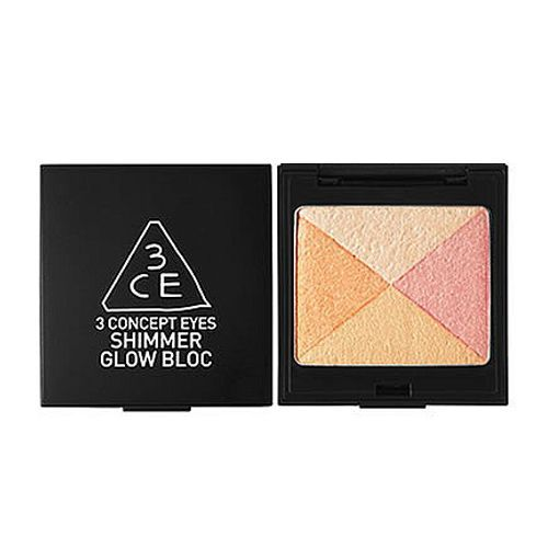 3CE SHIMMER GLOW BLOC