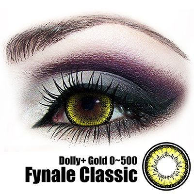 Fynale Dolly+ Gold Lens