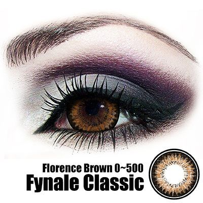 Fynale Florence Brown Lens