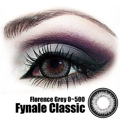Fynale Florence Grey