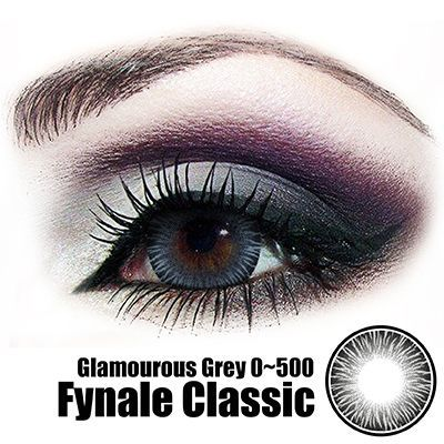 Fynale Glamourous Grey Lens