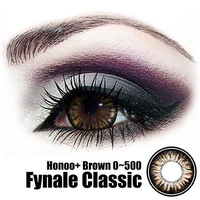 Fynale Honoo+ Brown Lens