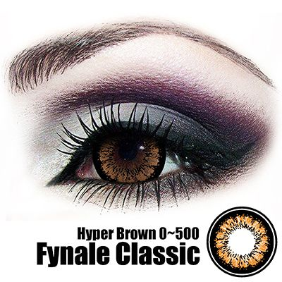 Fynale Hyper Brown