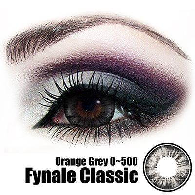 Fynale Orange Grey Lens