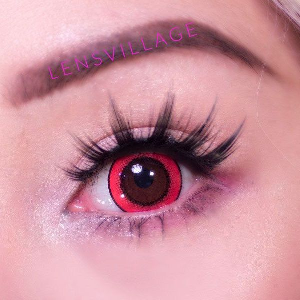 i.Fairy Moonlite Red Lens
