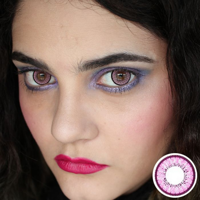 EOS New Adult Pink Lens (Blytheye Pink)